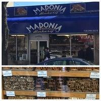 Photo taken at Madonia Bakery by Ryan W. on 2/27/2016