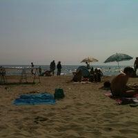 Photo taken at Spiaggia Libera by Luca C. on 6/13/2013