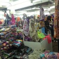Photo taken at Muaz Textile by Zafruddin A. on 7/29/2013
