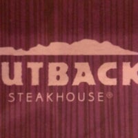Photo taken at Outback Steakhouse by Tim L. on 12/21/2012
