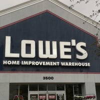 Photo taken at Lowe's Home Improvement by Tim L. on 12/29/2012