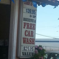 Photo taken at High Street Car Wash by Ms.T on 6/22/2013