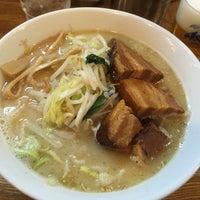 Photo taken at つけ麺・ラーメン れんじや by わっくん on 10/8/2015