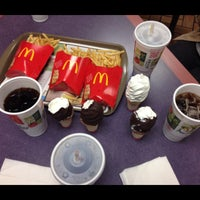 Photo taken at McDonald's by Ellen S. on 4/13/2013