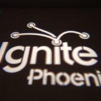 Photo taken at Ignite Phoenix by Ellen S. on 10/19/2013