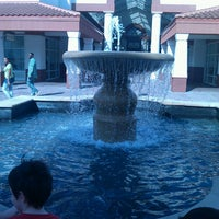 Photo taken at St. Augustine Outlets by Christina S. on 4/17/2014