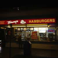 Photo taken at Original Tommy's Hamburgers by Kevin C. on 4/27/2013