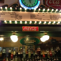 Photo taken at MacAlpine's Soda Fountain by Edward G. on 12/29/2013