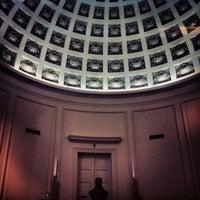 Photo taken at Biblioteca Nacional by Diego C. on 11/28/2012