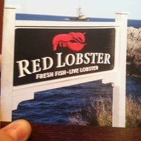 Photo taken at Red Lobster by Nicole L. on 1/21/2013