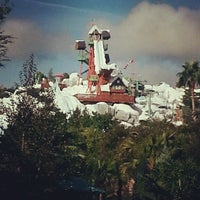 Photo taken at Disney's Blizzard Beach Water Park by James G. on 9/27/2012