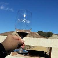 Photo taken at Niner Wine Estates by James G. on 11/27/2013