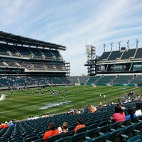 Photo taken at Lincoln Financial Field by Drew S. on 5/27/2013