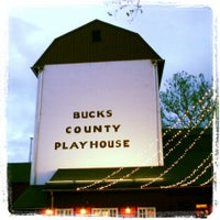 Photo taken at Bucks County Playhouse by Dave D. on 5/24/2013