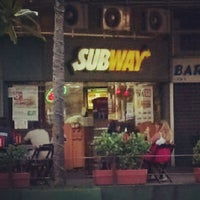 Photo taken at Subway by 'Thiago B. on 11/11/2012