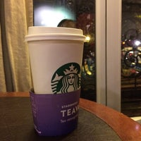 Photo taken at Starbucks by Selcuk T. on 10/18/2016