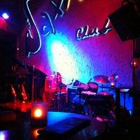 Photo taken at Saxn'art Jazz Club by Trân on 1/10/2013