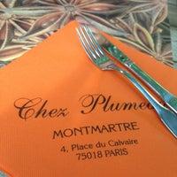Photo taken at Chez Plumeau by Donovan L. on 6/18/2013