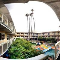 Photo taken at Hotel Del Sol by chuckdafonk F. on 3/3/2013