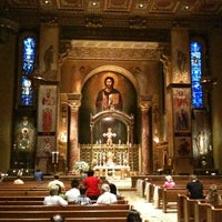 Photo taken at Roman Catholic Church of Our Saviour by Steve Y. on 6/1/2013