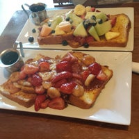 Photo taken at Eggspectation by Caryn G. on 9/17/2013