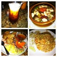 Photo taken at Brown Sugar Café by Sandy W. on 11/30/2012