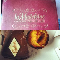 Photo taken at La Madeleine by Chelsea B. on 7/7/2013