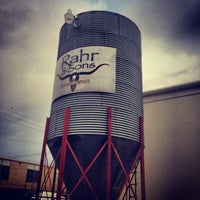 Photo taken at Rahr & Sons Brewing Co. by Josh B. on 9/28/2013