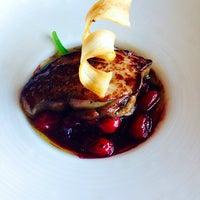 Photo taken at Meritage Restaurant by Stephanie K. on 3/22/2014