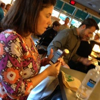 Photo taken at Starbucks by Laurie Weston D. on 10/23/2012