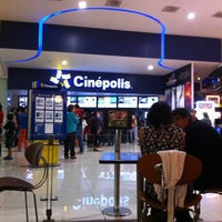Photo taken at Cinépolis by Omar S. on 7/11/2013
