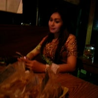 Photo taken at Lesehan Siantan by Brada Lamba M. on 12/17/2012