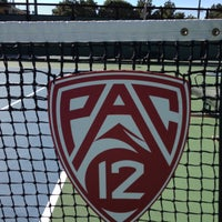 Photo taken at Taube Family Tennis Stadium by Larry N. on 4/29/2013
