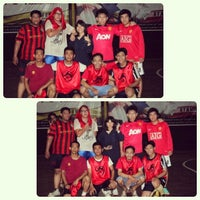 Photo taken at Arena Futsal by Ridic T. on 10/20/2013