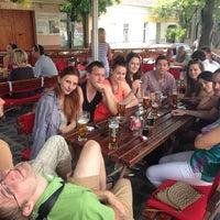 Photo taken at Trafó Café by Maria S. on 7/5/2014