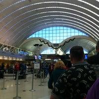 Photo taken at San Antonio International Airport (SAT) by Sarah T. on 12/25/2012