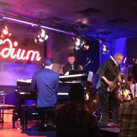 Photo taken at The Iridium by Carlos M. on 6/3/2013