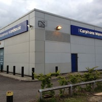 Photo taken at Carphone Warehouse by Paul P. on 4/16/2012