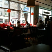 Photo taken at Rue De Paris by Olga R. on 4/14/2011