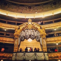 Photo taken at Mariinsky Theatre by Scandic30 on 7/13/2013