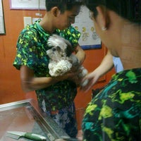 Photo taken at Animal Shelter Vet Clinic by April T. on 5/25/2013