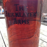 Photo taken at The Bricklayer's Arms by Dushyant B. on 9/7/2014