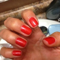 Photo taken at Nail Studio by Carly W. on 6/7/2013