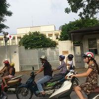 Photo taken at Đại Sứ Quán Nhật (Japanese Embassy) by kudorin on 6/10/2013