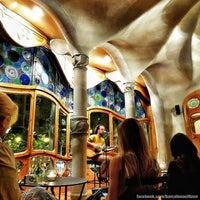 Photo taken at Casa Batlló by BarcelonaCitizen on 6/27/2013