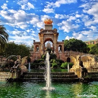 Photo taken at Parc de la Ciutadella by BarcelonaCitizen on 6/6/2013
