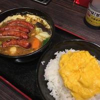 Photo taken at カレーハウス CoCo壱番屋 渋谷区初台店 by Yas I. on 1/31/2016