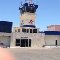 Photo taken at Aeropuerto Cabo San Lucas (MMSL) by Alan G. on 6/6/2013