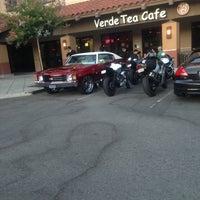 Photo taken at Verde Tea Cafe by Vee E. on 7/27/2013