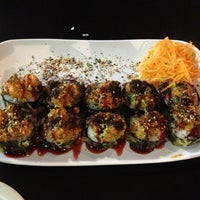 Photo taken at Sushi Factory by Sofia V. on 6/12/2013